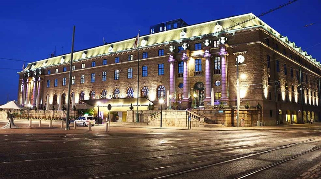 clarionhotelpost_facade