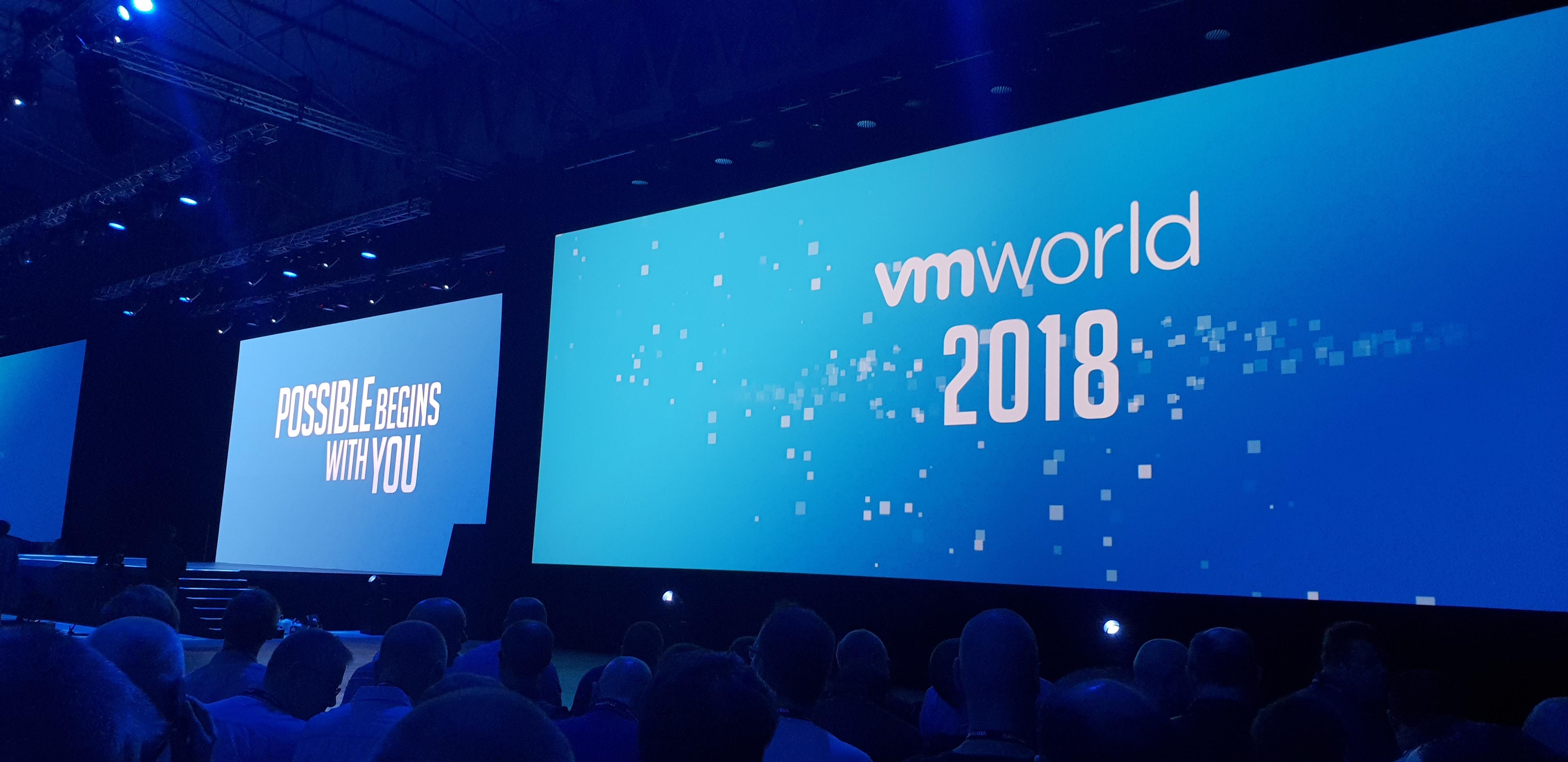 VMworld: Edge Computing, maskinlæring, AI og hybride løsninger