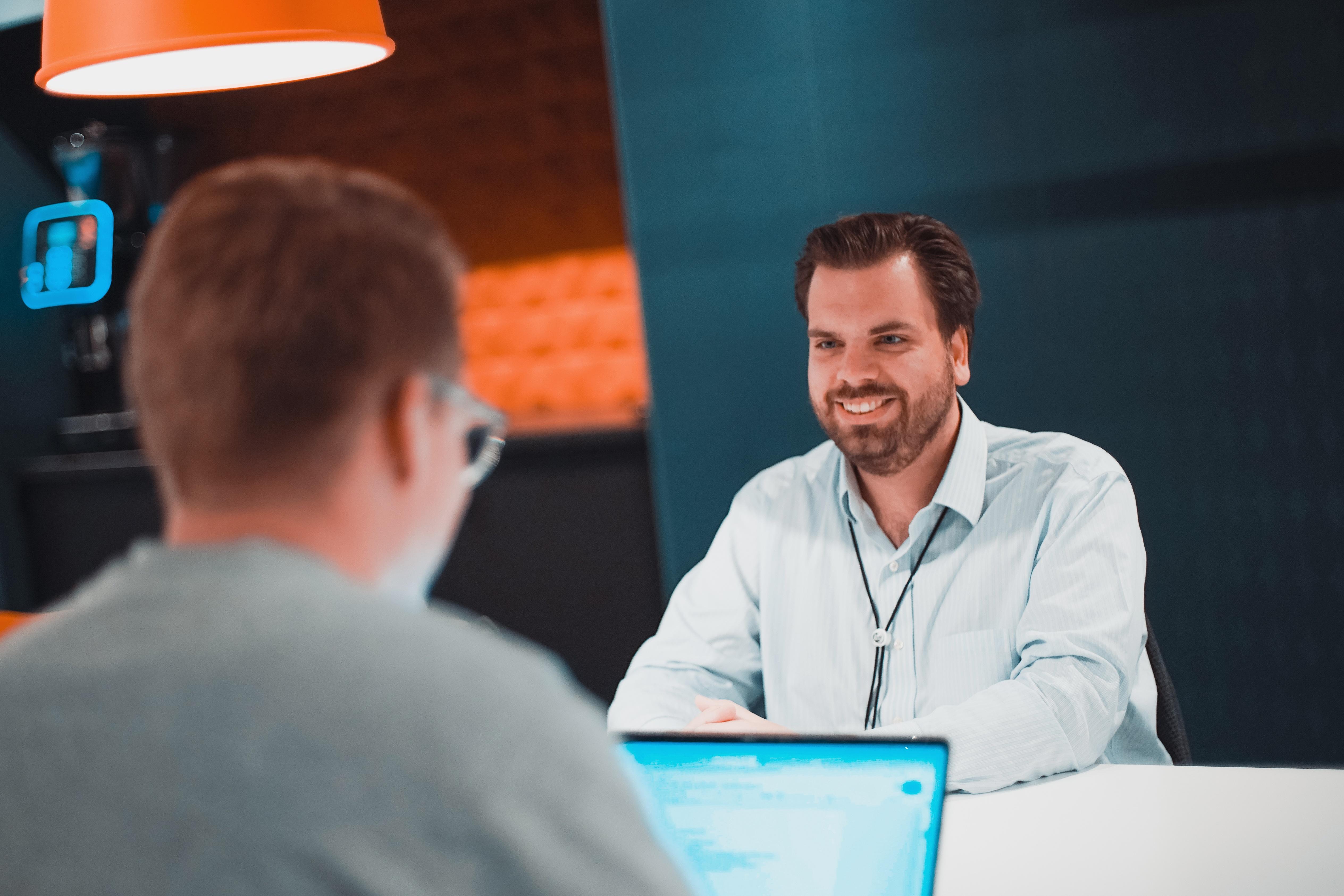 Hvordan er hverdagen for våre konsulenter?