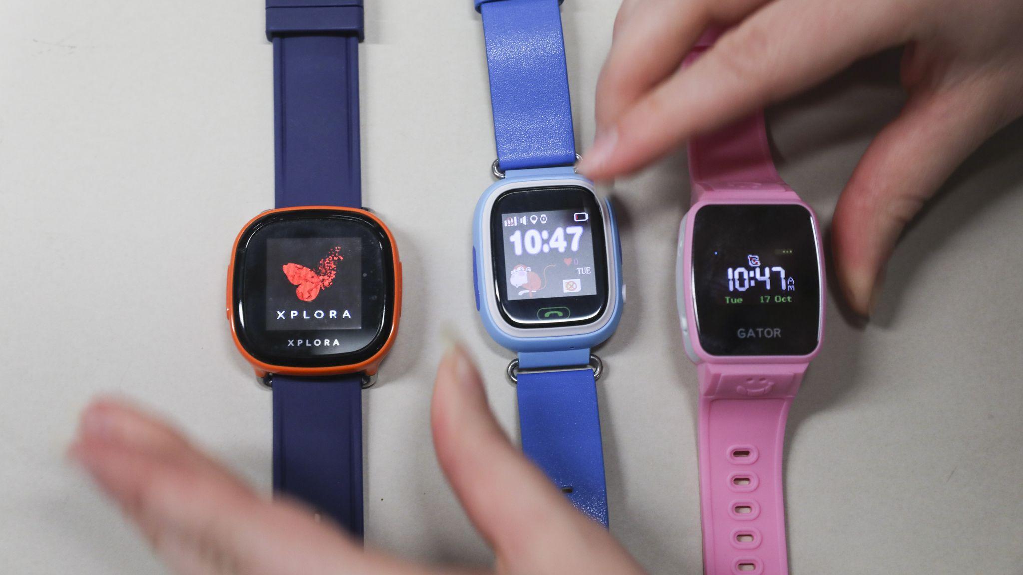 3 millioner GPS klokker for barn kan være sårbare